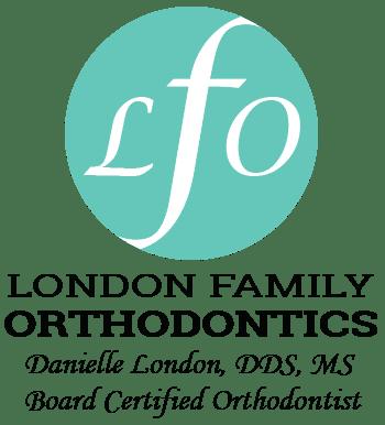 Logo London Family Orthodontics in Bedford, NH